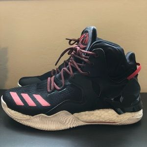 003a6380db4 adidas Shoes - Adidas men s Derrick Rose basketball shoes size 9